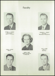Page 6, 1952 Edition, Randall Rural High School - Panther Yearbook (Randall, KS) online yearbook collection