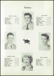 Page 7, 1952 Edition, Randall Rural High School - Panther Yearbook (Randall, KS) online yearbook collection