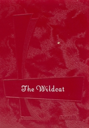 1958 Edition, Ada High School - Wildcat Yearbook (Ada, KS)