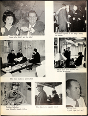 Page 11, 1961 Edition, Benner (DD 807) - Naval Cruise Book online yearbook collection