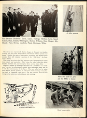 Page 17, 1961 Edition, Benner (DD 807) - Naval Cruise Book online yearbook collection