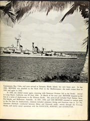 Page 7, 1961 Edition, Benner (DD 807) - Naval Cruise Book online yearbook collection