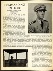 Page 8, 1961 Edition, Benner (DD 807) - Naval Cruise Book online yearbook collection