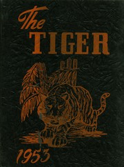 Mulberry High School - Tiger Yearbook (Mulberry, KS) online yearbook collection, 1953 Edition, Page 1