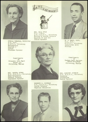 Page 11, 1955 Edition, Mulberry High School - Tiger Yearbook (Mulberry, KS) online yearbook collection