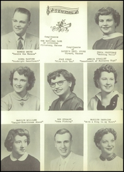 Page 13, 1955 Edition, Mulberry High School - Tiger Yearbook (Mulberry, KS) online yearbook collection