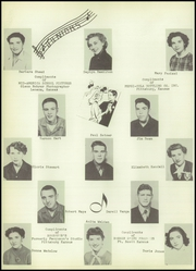 Page 14, 1955 Edition, Mulberry High School - Tiger Yearbook (Mulberry, KS) online yearbook collection