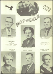 Page 9, 1955 Edition, Mulberry High School - Tiger Yearbook (Mulberry, KS) online yearbook collection