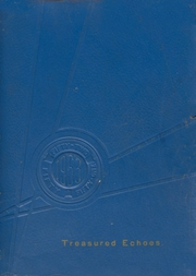 1953 Edition, Buffalo High School - Treasured Echoes Yearbook (Buffalo, KS)