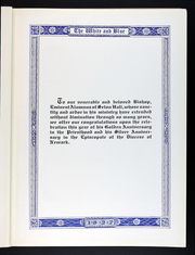 Page 15, 1927 Edition, Seton Hall University - Galleon Yearbook (South Orange, NJ) online yearbook collection