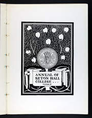 Page 7, 1927 Edition, Seton Hall University - Galleon Yearbook (South Orange, NJ) online yearbook collection
