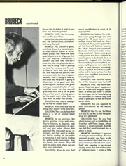 Page 14, 1974 Edition, Seton Hall University - Galleon Yearbook (South Orange, NJ) online yearbook collection