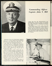Page 12, 1964 Edition, Bennington (CVS 20) - Naval Cruise Book online yearbook collection