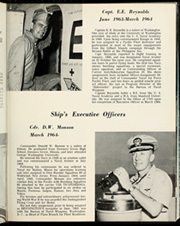 Page 13, 1964 Edition, Bennington (CVS 20) - Naval Cruise Book online yearbook collection