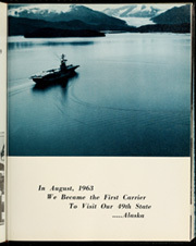 Page 17, 1964 Edition, Bennington (CVS 20) - Naval Cruise Book online yearbook collection