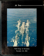 Page 6, 1964 Edition, Bennington (CVS 20) - Naval Cruise Book online yearbook collection