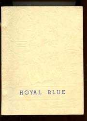 1948 Edition, Walton High School - Royal Blue Yearbook (Walton, KS)