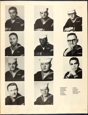 Page 15, 1967 Edition, Berkeley (DDG 15) - Naval Cruise Book online yearbook collection