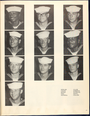 Page 17, 1967 Edition, Berkeley (DDG 15) - Naval Cruise Book online yearbook collection