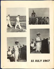 Page 8, 1967 Edition, Berkeley (DDG 15) - Naval Cruise Book online yearbook collection