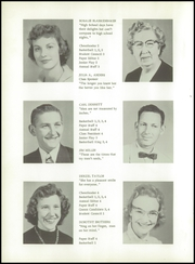 Page 12, 1958 Edition, Latham High School - Crusader Yearbook (Latham, KS) online yearbook collection