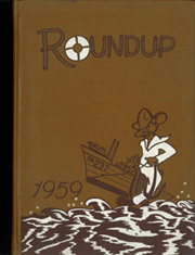 1959 Edition, Bexar (APA 237) - Naval Cruise Book