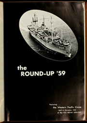 Page 5, 1959 Edition, Bexar (APA 237) - Naval Cruise Book online yearbook collection