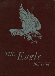 1954 Edition, Lehigh High School - Eagle Yearbook (Lehigh, KS)