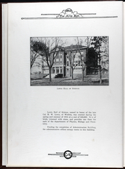 Page 11, 1923 Edition, College of Emporia - Alla Rah Yearbook (Emporia, KS) online yearbook collection