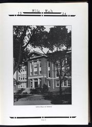 Page 16, 1924 Edition, College of Emporia - Alla Rah Yearbook (Emporia, KS) online yearbook collection