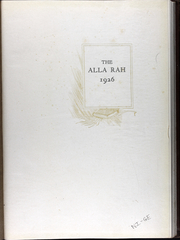 Page 6, 1926 Edition, College of Emporia - Alla Rah Yearbook (Emporia, KS) online yearbook collection