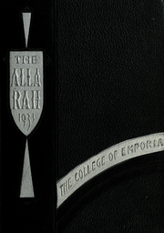 Page 1, 1933 Edition, College of Emporia - Alla Rah Yearbook (Emporia, KS) online yearbook collection