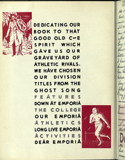 Page 12, 1933 Edition, College of Emporia - Alla Rah Yearbook (Emporia, KS) online yearbook collection