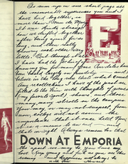 Page 13, 1933 Edition, College of Emporia - Alla Rah Yearbook (Emporia, KS) online yearbook collection