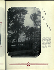 Page 17, 1933 Edition, College of Emporia - Alla Rah Yearbook (Emporia, KS) online yearbook collection