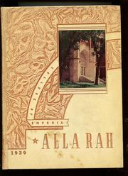 Page 1, 1939 Edition, College of Emporia - Alla Rah Yearbook (Emporia, KS) online yearbook collection