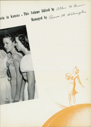 Page 9, 1940 Edition, College of Emporia - Alla Rah Yearbook (Emporia, KS) online yearbook collection