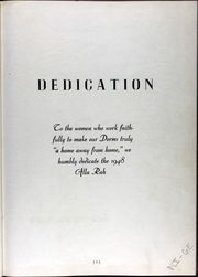 Page 9, 1948 Edition, College of Emporia - Alla Rah Yearbook (Emporia, KS) online yearbook collection