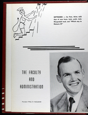 Page 11, 1950 Edition, College of Emporia - Alla Rah Yearbook (Emporia, KS) online yearbook collection