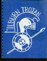 1960 Edition, Milburn Middle School - Trojan Yearbook (Overland Park, KS)