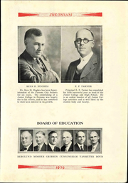 Page 11, 1929 Edition, Labette Community College - Parkan Yearbook (Parsons, KS) online yearbook collection