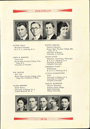 Page 13, 1929 Edition, Labette Community College - Parkan Yearbook (Parsons, KS) online yearbook collection