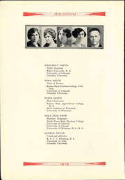 Page 14, 1929 Edition, Labette Community College - Parkan Yearbook (Parsons, KS) online yearbook collection