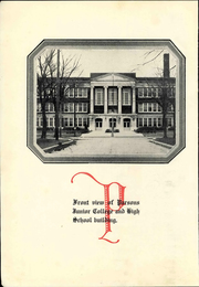 Page 8, 1929 Edition, Labette Community College - Parkan Yearbook (Parsons, KS) online yearbook collection