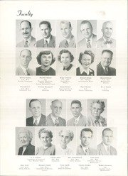 Page 10, 1951 Edition, Labette Community College - Parkan Yearbook (Parsons, KS) online yearbook collection