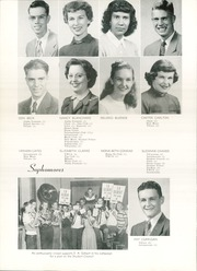 Page 16, 1951 Edition, Labette Community College - Parkan Yearbook (Parsons, KS) online yearbook collection