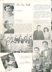Page 6, 1951 Edition, Labette Community College - Parkan Yearbook (Parsons, KS) online yearbook collection