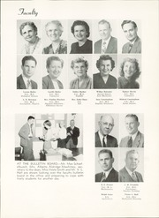 Page 9, 1951 Edition, Labette Community College - Parkan Yearbook (Parsons, KS) online yearbook collection