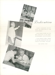 Page 8, 1957 Edition, Labette Community College - Parkan Yearbook (Parsons, KS) online yearbook collection