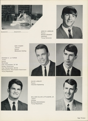 Page 17, 1969 Edition, Labette Community College - Parkan Yearbook (Parsons, KS) online yearbook collection